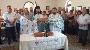 Λαμπρός Εορτασμός της Αγίας Τριάδος στην Σέτα (ΦΩΤΟ)