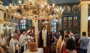 Το διήμερο του Αγίου Πνεύματος στην Ι. Μ. Χαλκίδος (ΦΩΤΟ)