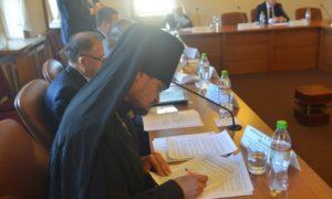 Η Ρωσική Εκκλησία στο πλευρό της Συρίας