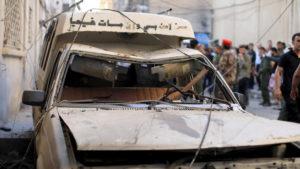 Συρία: Έκρηξη κοντά σε Ορθόδοξη Εκκλησία