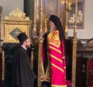 Ο Δημητριάδος στο Φανάρι για την επιμόρφωση  θεολόγων από Ουκρανία