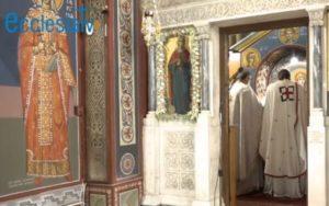 Εορτή της Αγίας Μαρίνης στον Ι.Ν. Αγίου Αντωνίου Ανω Πατησίων