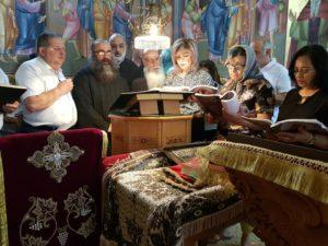 Η εορτή των Αποστόλων Πέτρου και Παύλου στην Καπερναούμ