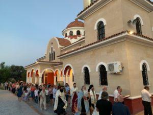 Κύπρος: Στην προσφυγιά εόρτασαν οι Μαραθοβουνιώτες τον Προφήτη Ηλία