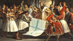 Η Ι.Μ.Καλαβρύτων στους εορτασμούς 200 χρόνων της Εθνικής Παλιγγενεσίας
