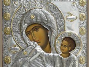 Ι.Μ.Κισάμου: Η Θαυματουργή Εικόνα της Παναγίας Παραμυθίας