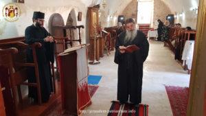 Η εορτή του Αγίου Προκοπίου στα Ιεροσόλυμα