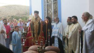 Η εορτή του Προφήτη Ηλιού στην Ι.Μ.Σύρου