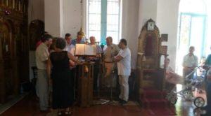 Η εορτή του Προφήτη Ηλία στην Ι.Μ.Χαλκίδος