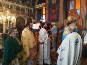 Ι.Μ. Κορίνθου: Θεία Λειτουργία από τον Κεγχρεών Αγάπιο (ΦΩΤΟ)