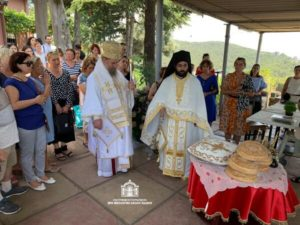 Πανήγυρις της Ιεράς Σκήτης του Αγίου Σπυρίδωνος Χάλκης (ΦΩΤΟ)