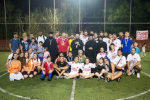 Ο Γλυφάδας Αντώνιος στους τελικούς των διενοριακών πρωταθλημάτων ποδοσφαίρου