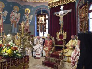 Την Τιμία Κάρα της Αγίας Μαρίνης κόμισε στη Βουλγαρία ο Χαλκίδος Χρυσόστομος (ΦΩΤΟ)
