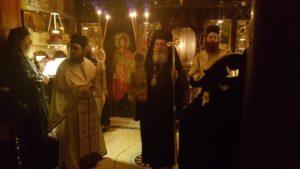 Μνημόσυνο για τον μακαριστό Ιερόμοναχο Δαβίδ στο Αγιο Ορος (ΦΩΤΟ)