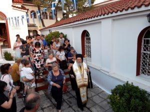 Η εορτή του Προφήτου Ηλιού του Θεσβίτου στην Πάτρα