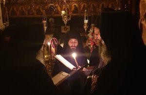Αγιο Ορος: Πανηγύρισε η Ιερά Καλύβη των Αγίων Αναργύρων (ΒΙΝΤΕΟ & ΦΩΤΟ)