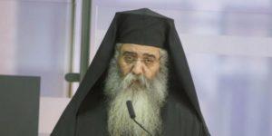 Νέα «Πυρά» για τις αναφορές του Μόρφου –  Κυρηνείας Χρυσόστομος: Οι Άγιοι δεν αναφέρονται στην ομοφυλοφιλία
