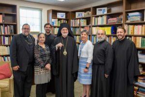 Η πρώτη μέρα του Αρχιεπισκόπου Ελπιδοφόρου στην Ουάσινγκτον (ΦΩΤΟ)