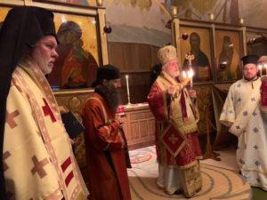 ΕΣΣΕΞ ΑΓΓΛΙΑΣ : Μνημόσυνο για τον Γέροντα Σωφρόνιο Σαχάρωφ από τον Γέρων Περγάμου Ιωάννη