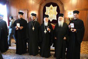 Βαρθολομαίος: «Η Ελληνική Εκκλησία θα είναι η πρώτη που θα αναγνωρίσει την Αυτοκέφαλη Εκκλησία της Ουκρανίας»