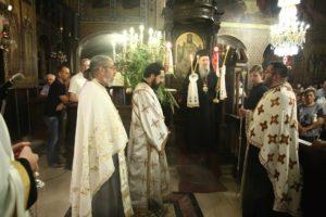 ΘΗΣΕΙΟ – ΑΘΗΝΑ: Η εορτή της Αγίας Μαρίνας
