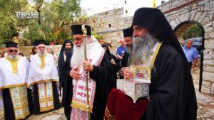 Αργολίδα: Το Ιερό Λείψανο της Οσίας Μακρίνης στην ομώνυμη Ιερά Μονή στο Κιβέρι