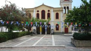 Τύρναβος: Εορτάζει o Ιερός Ναός Αγίας Παρασκευής