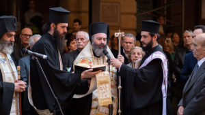 Σίδνεϊ : Αρχιεπίσκοπος Αυστραλίας Μακάριος: Μην ξεχνάτε την Κύπρο μας -Τρισάγιο για τα 45 χρόνια