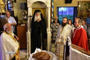 Αργολίδα: Η Νέα Κίος τιμά την Παναγία την Τριχερούσα ή Κουκουζέλισσα