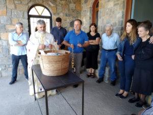 Κύμη : Εορτή του Προφήτη Ηλία στα Μανίκια Κονιστρών