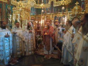 Φωτορεπορτάζ από την Αγρυπνία για τον Άγιο Νικόδημο στο Άγιο Όρος