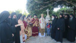 Δανιηλαίοι – Αγιο Ορος : Μνημόσυνο του Κτήτορος από τον Σύρου Δωρόθεο (ΦΩΤΟ)