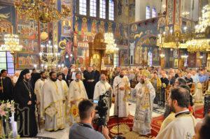 Πανηγύρισε η Αγία Μαρίνα στην Τούμπα Θεσσαλονίκης (ΦΩΤΟ)