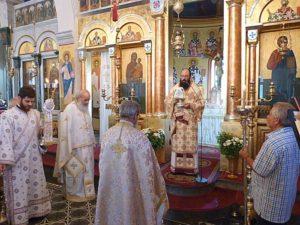 Η εορτή της Αγίας Μαρίνας στη Μητρόπολη Πέτρας (ΦΩΤΟ)