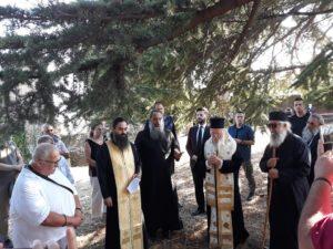 Βαρθολομαίος: Το προσκύνημά του στην Ι.Μ. Γανου και Χώρας