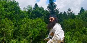 Ο Άνθιμος Ανανιάδης ως μοναχός στο Άγιο Όρος – Που γυρίστηκε η ταινία