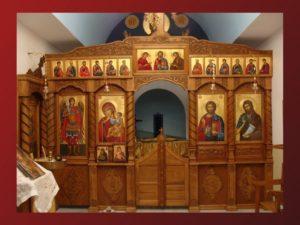 Η Εκκλησία ανώτερη από την κιβωτό του Νώε