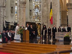Βρυξέλλες: Δοξολογία για την εθνική εορτή του Βελγίου