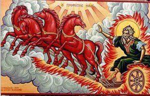 π. Αθανάσιος Μυτιληναίος: Ο Προφήτης Ηλίας στην εποχή του και στα έσχατα