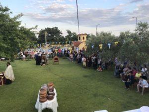 Εσπερινός προς τιμήν του Αγίου Παϊσίου στην Ξάνθη (ΦΩΤΟ)