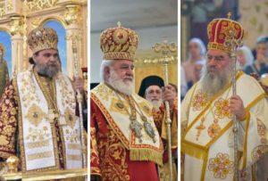 Πρωτοκλασάτοι Ιεράρχες της Κυπριακής Εκκλησίας ξεκαθαρίζουν τη θέση τους για ουκρανικό