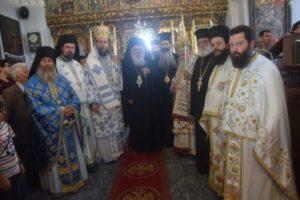 Ο Αρχιεπίσκοπος Ιερώνυμος στην Αμοργό (ΦΩΤΟ)