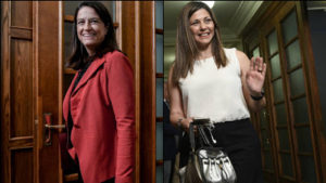 Η επιλογή της νέας υπουργού και το μήνυμα σε ιεράρχες και κληρικούς