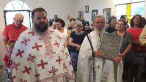 Η Εορτή της Αγίας Μυροφόρου Μαρίας της Μαγδαληνής και της Αγία Μαρκέλης στην Σέτα