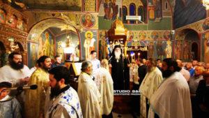 Λαμπρός εορτασμός της Αγίας Μαρίνας στο Νέο Ροεινό Αργολίδος (βίντεο)