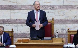 Νέος πρόεδρος της Βουλής ο Κωνσταντίνος Τασούλας με 283 ψήφους
