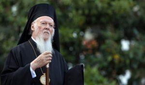 Στο οικονομικό φόρουμ στο Νταβός ο Οικουμενικός Πατριάρχης