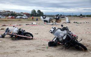 Χαλκιδική: Νεκροί, πολλοί τραυματίες κι ανυπολόγιστες ζημιές (ΒΙΝΤΕΟ)