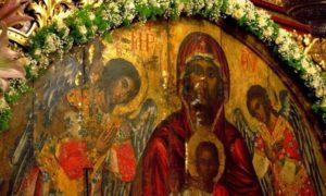 Ο Άγιος Σιλουανός για την Παναγία