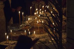 Η εορτή του Αγίου Φανουρίου στην ομώνυμη Ιερά Μονή στο Τρίκορφο Δωρίδος